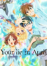 Your Lie in April Netflix ES (España)